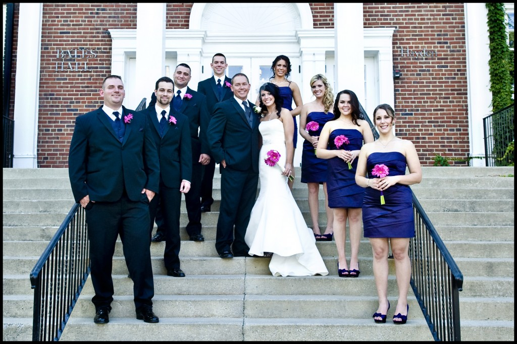 {Justin & Stephanie} Kent Ohio Wedding Photographer