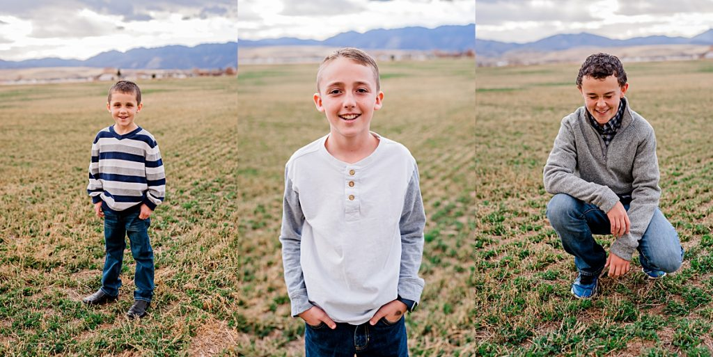 Booth Family || Logan, Utah Family Photographer