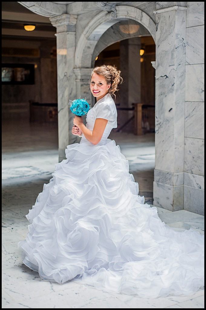 {Tiffany} Salt Lake City Bridals