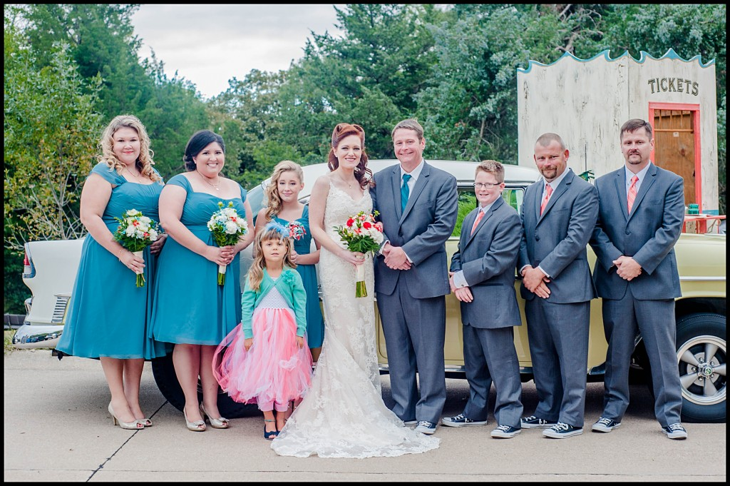 {Jennifer + Jeff} Platte River State Park Wedding