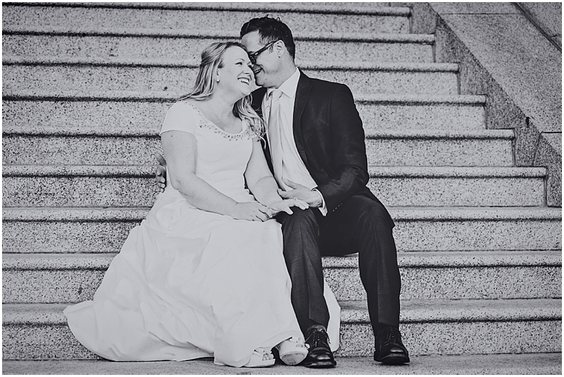Molly + Chad // Salt Lake Temple Sealing