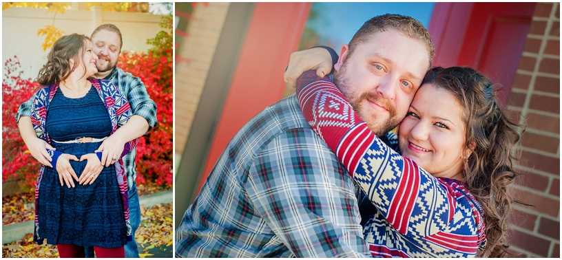 Ausha + Derrick // Bountiful, Utah Mini Session