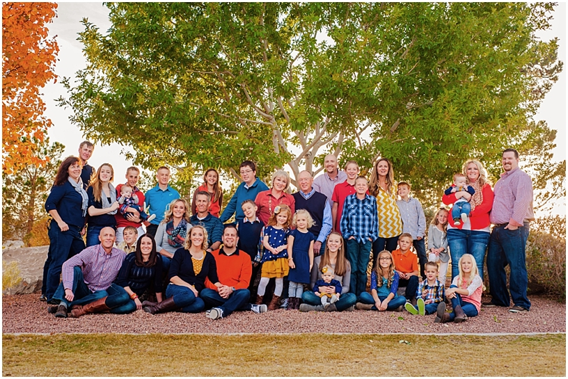 H Family // Logan, Utah Extended Family Photographer