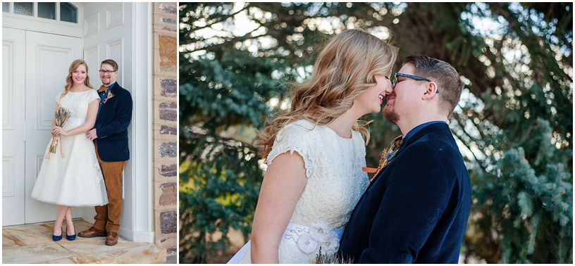 Spencer + Lauren // Logan Temple Wedding