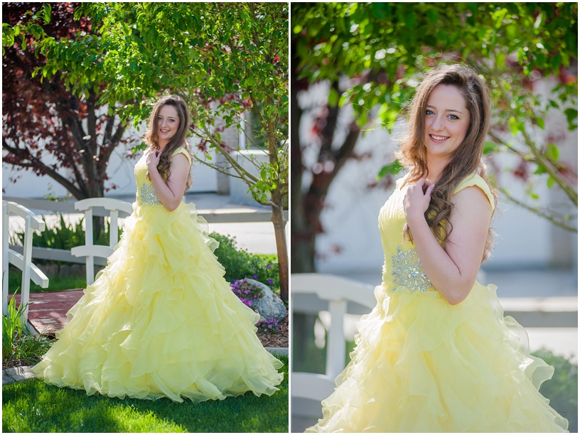 VHS Prom 2015 // Northern Utah Senior Photographer
