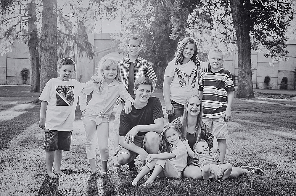 B Grandkids // Logan, Utah Photographer