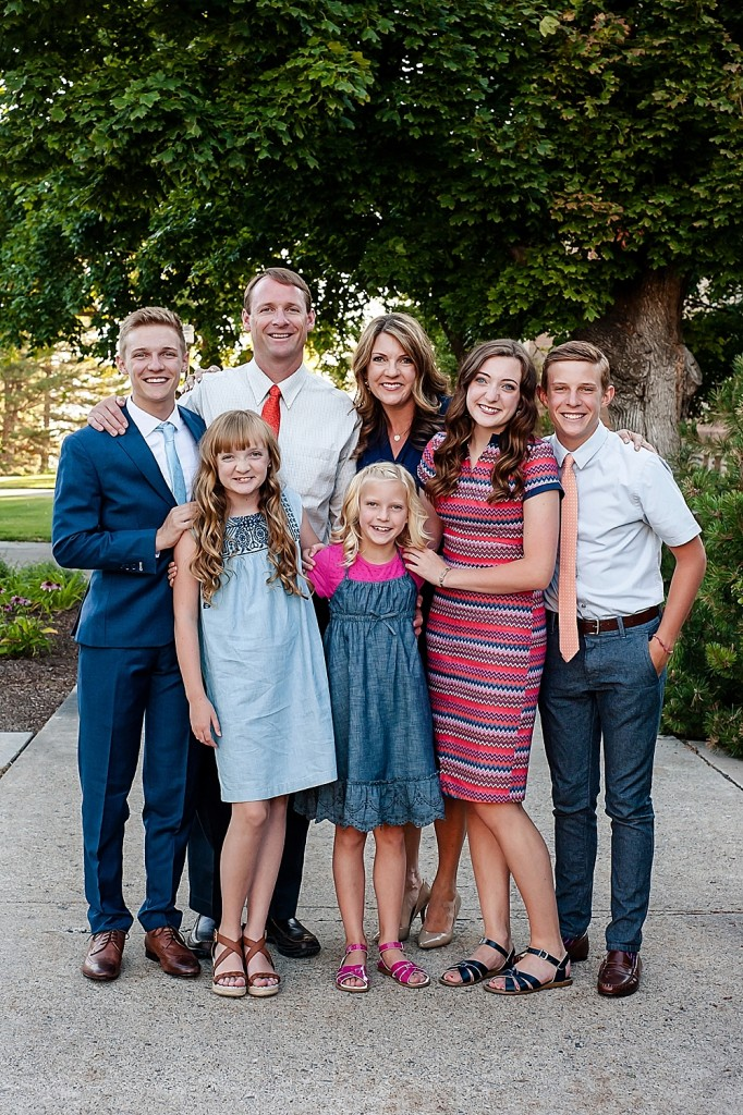 G Family // Logan, Utah Family Photographer