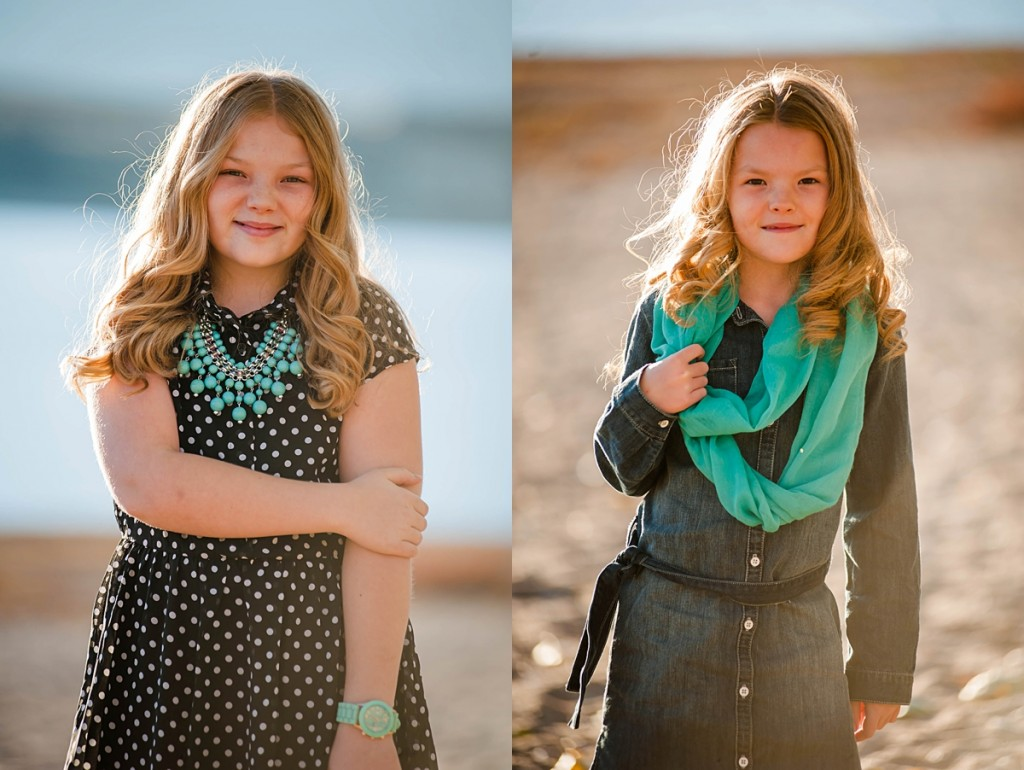 Sean + Emily + Kids || Logan, Utah Family Photographer