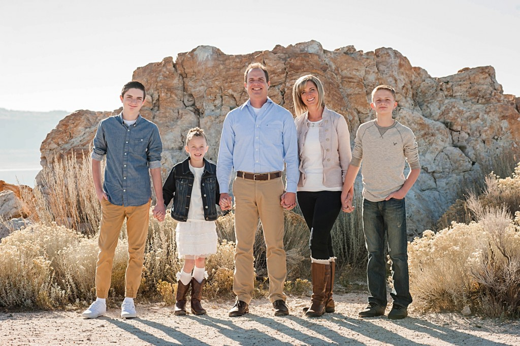 Allred Family || Davis County Photographer