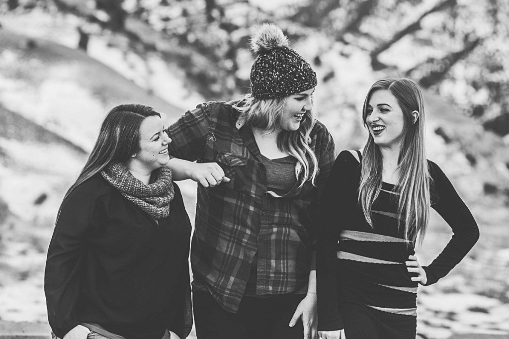 L Sisters || Logan, Utah Family Photographer