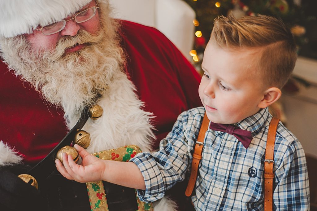 Santa Sessions || Logan, Utah Photographer