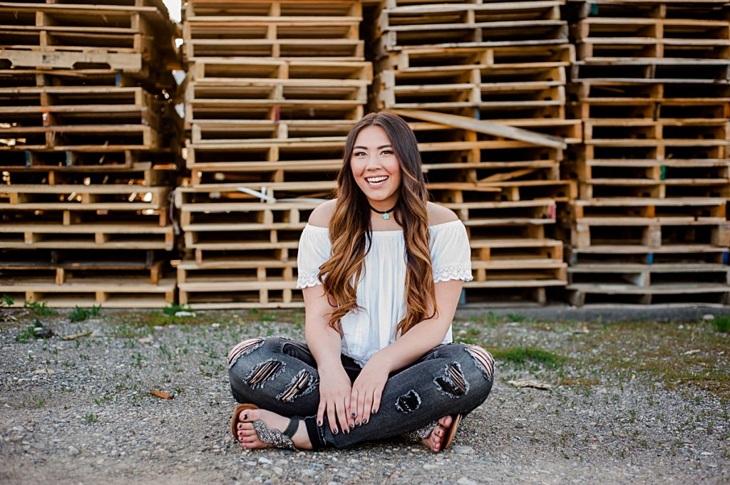 Haylee || Logan, Utah Senior Portrait Photographer
