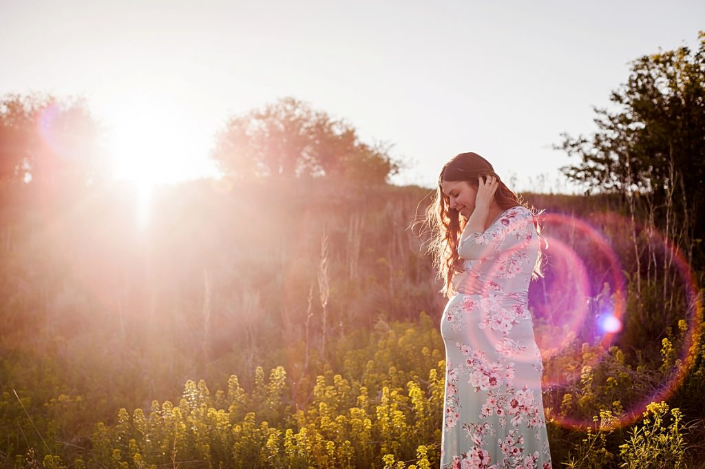 Kimberly || logan, utah maternity photographer
