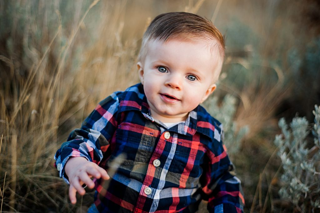 B Family || Logan, Utah Family Photographer