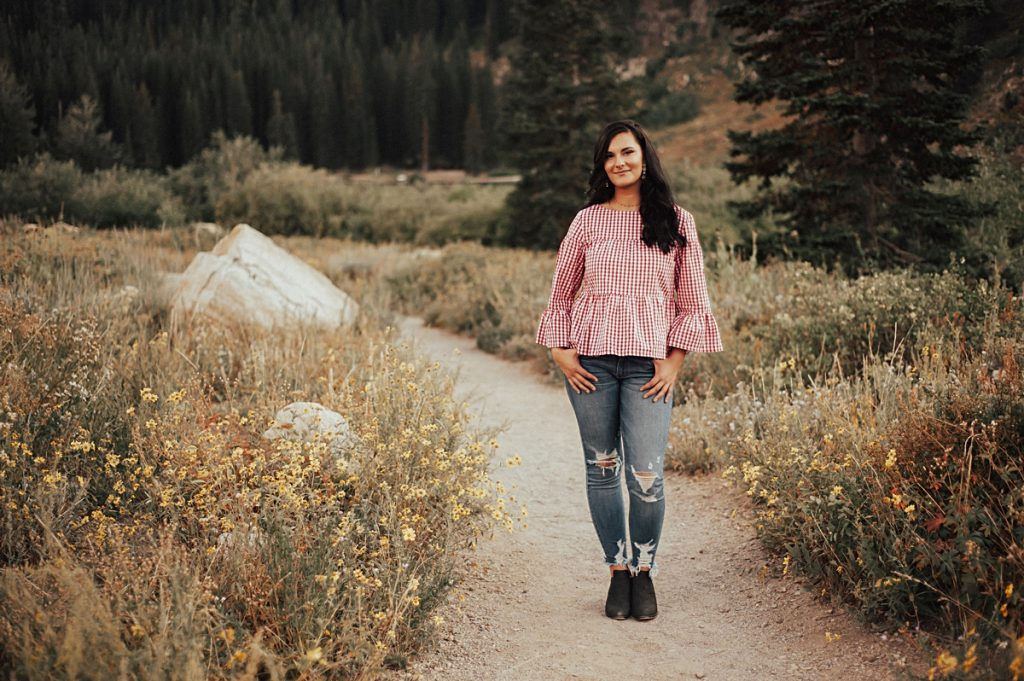 Maura || Cache Valley Senior Portrait Photographer