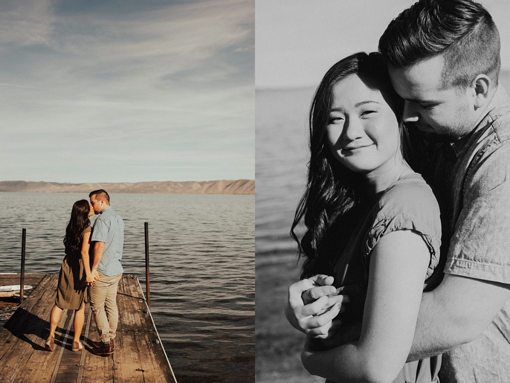 Emmaline + Jake ENGAGED!!!! || Logan, Utah Wedding Photographer