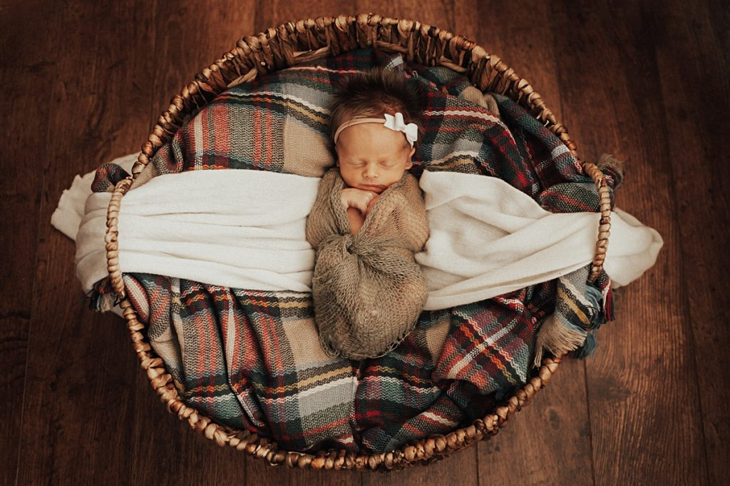 Baby Kate Lifestyle Session || Logan, Utah Newborn Photographer