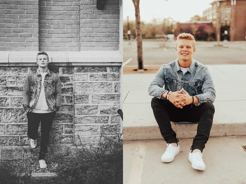 Cade || Cache Valley Senior Portrait Photographer