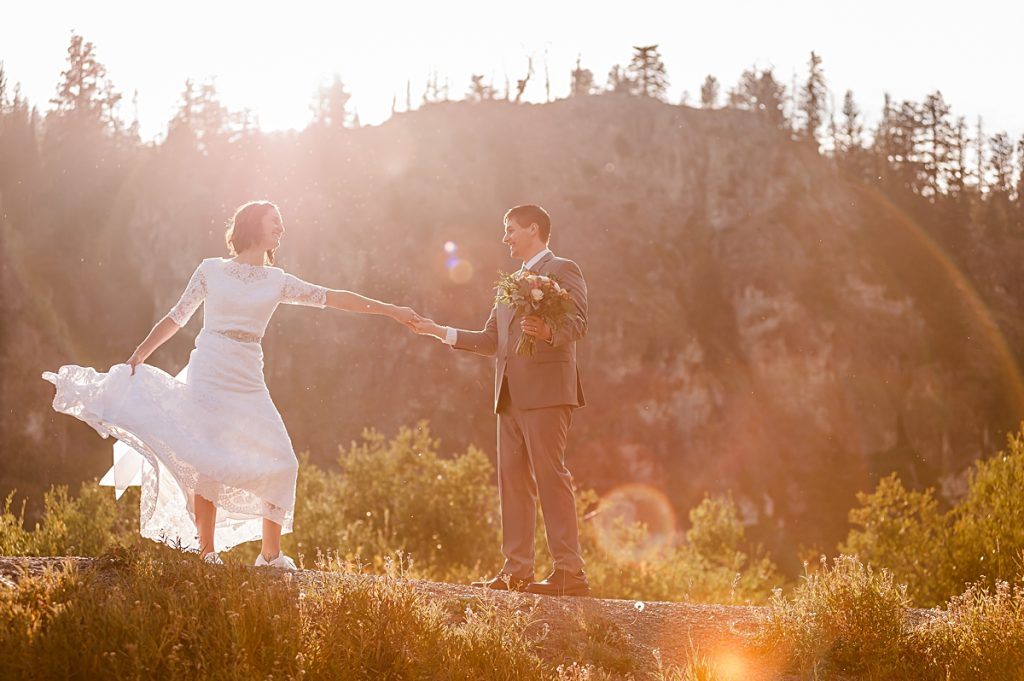 Kendall & Cody Tony Grove Formals || Logan, Utah Wedding Photographer