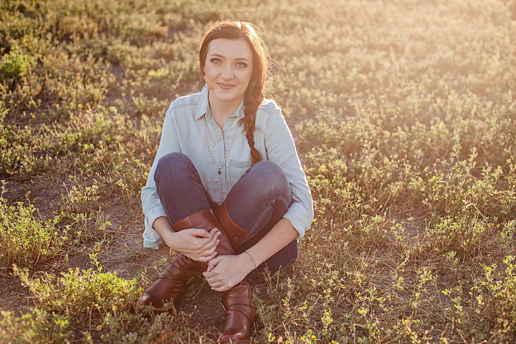 Top 10 Reasons for Fall Senior Portraits || Logan, Utah Senior Portrait Photographer