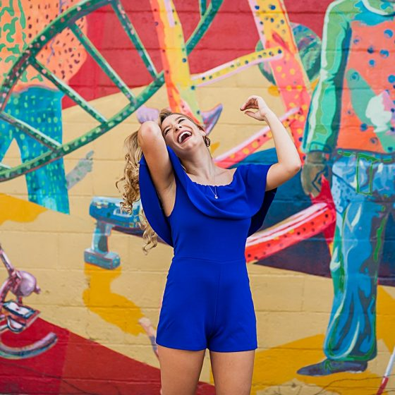 Kaitlyn || How to Make the Most of 10 Minute Shoots || Logan, Utah Senior Portrait Photographer