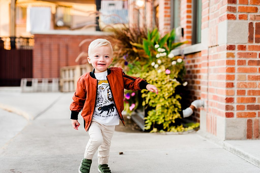 Miles || Logan, Utah Child Photographer || Capturing Toddlers