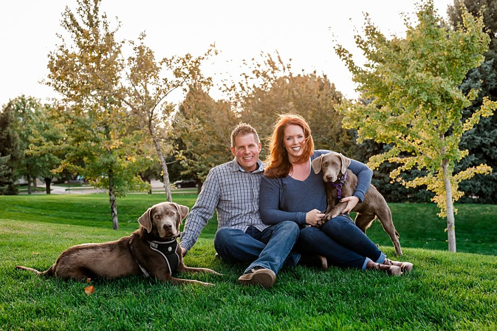Lucian + Kevin + Their Humans || Cache Valley Pet Photographer