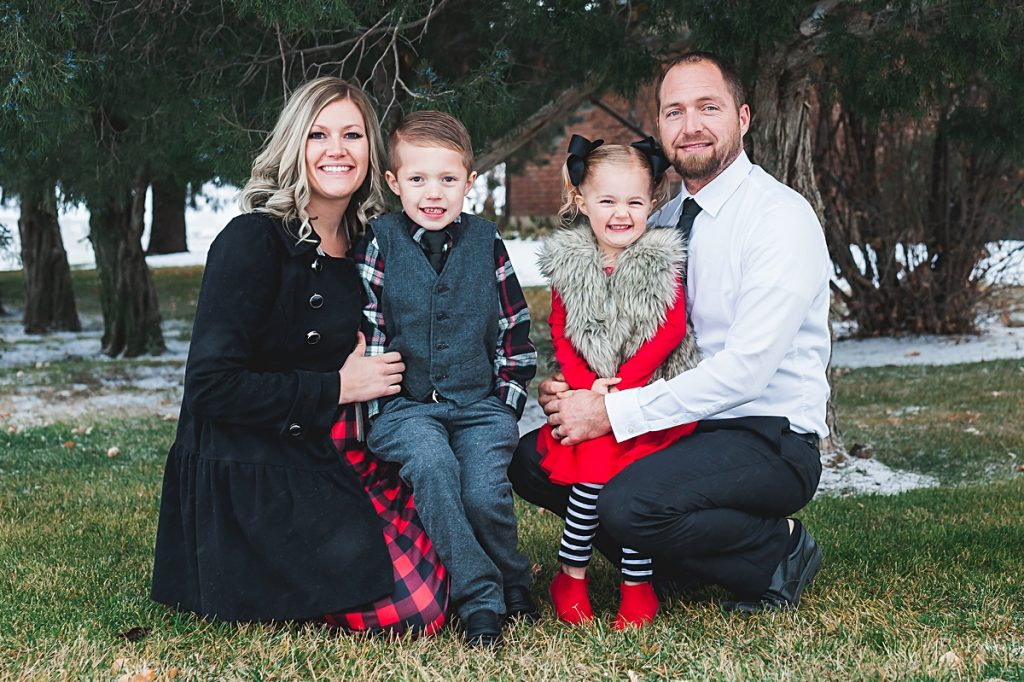 G Family || Cache Valley Family Photographer