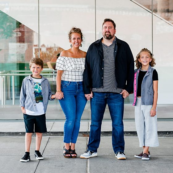 S Family || Salt Lake City Modern Family Photographer